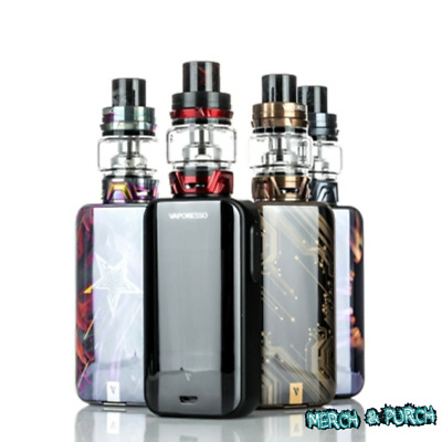 100% Authentic Vaporesso Luxe 220W Kit W/ Skrr Sub-Ohm Tank Or 80W Luxe Nano Kit