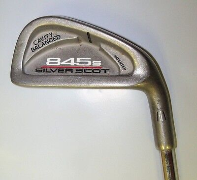 TOMMY ARMOUR Silver Scot  845s 3  IRON  - Tour Step STEEL REGULAR