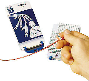 Porta-Pack Wire Markers Legend: A-Z 0-15 + - /