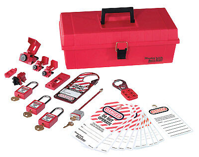 Safety Series Personal Lockout Kits