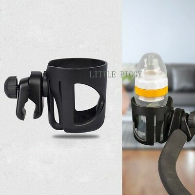 Baby Stroller Accessories Cup Holder children tricycle bicycle Cart Bottle rack