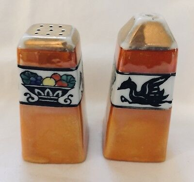 Chinese Symbols salt and pepper shakers