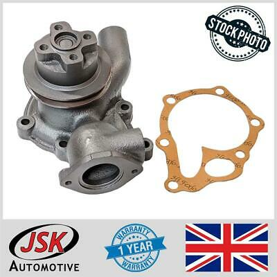 Water Pump with Pulley & Gasket for Implematic David Brown 850 880 890 & 950