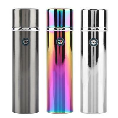 Portable Rechargeable Electric USB Triple Arc 6Cross Windproof Flameless Lighter