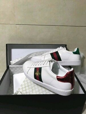Sneakers ace Gucci - basse in pelle