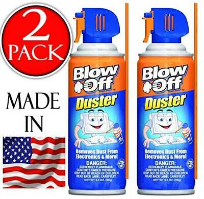 Compressed Air Duster Can MAX Professional Cleaner 1229 Blow Off Non-toxic