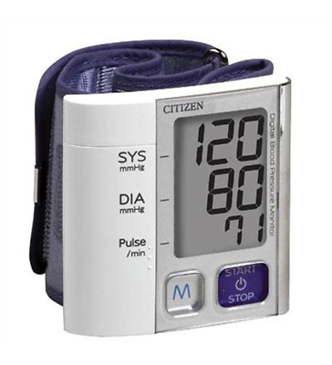 New Veridian Healthcare CH-657 Citizen Wrist Blood Pressure