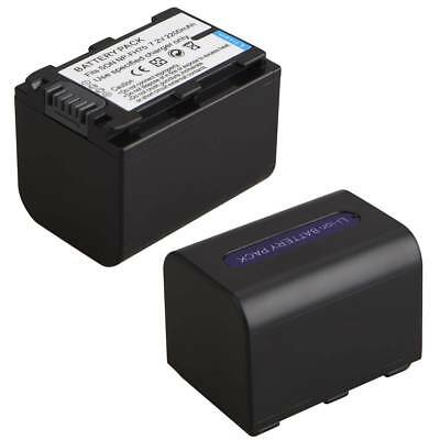 2200mAh Battery For Sony NP-FV70/NP-FV100/NP-FH50/NP-FH70/NP-FH30/NP-FH40 Camera