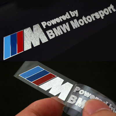 1Ps M Tech Performance Vehicle Alloy Sticker Badge Decal Emblems For All Series