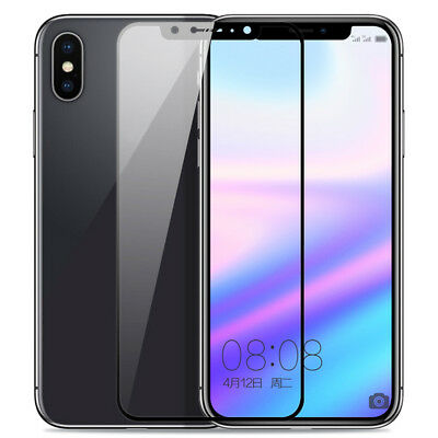 9H 3D Tempered Glass Film Screen Protector for Xiaomi Pocophone F1/Max 3/Note 6