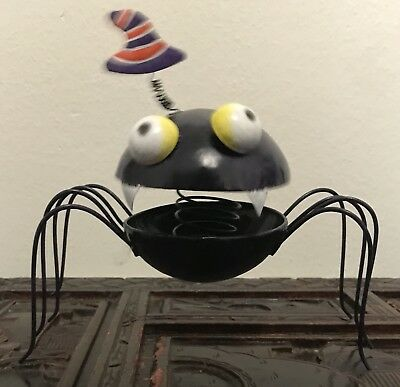 Halloween Spider With A Spring Bouncey Head