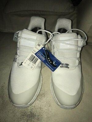 """Adidas EQT Support 93/17 Boost """"Gore-Tex"""" Shoes White/Orange DB1444 Size 9.5"""