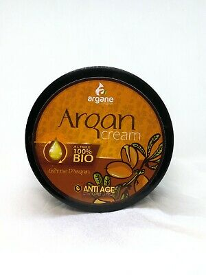 ARGAN ANTI AGING Cream 100% Pure Natural oil enriched