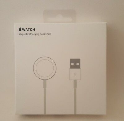 NEW GENUINE Apple Watch Magnetic Charging Cable 1m - MKLG2AM/A - Model A1570