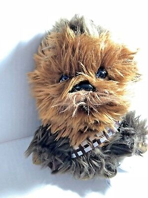 NWOT Disney Star Wars™ Chewbacca Deluxe Talking Plush Toy Excellent Condition