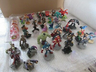 Select Your Bundle of Disney Infinity Figures 1.0 2.0 3.0 Wii PS3 PS4 XBOX ONE