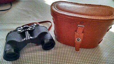 Vintage Nimbus Binoculars and Case 7 x 35 Made in Japan