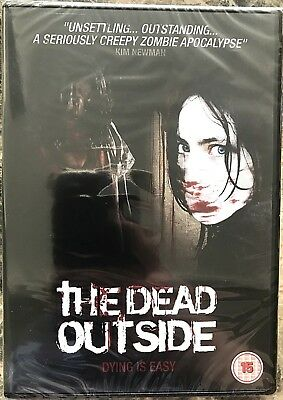 The Dead Outside -*New/sealed horror DVD *FREEPOST/ FULLY GUARANTEED*