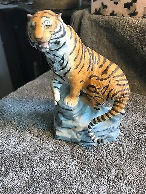 Siberian Tiger, N W F, The Great Cats Of The World, FM 1989