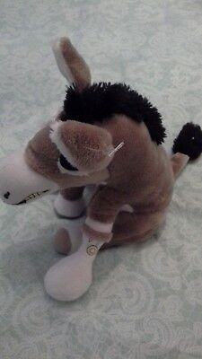 wonkey donkey soft toy character from the book