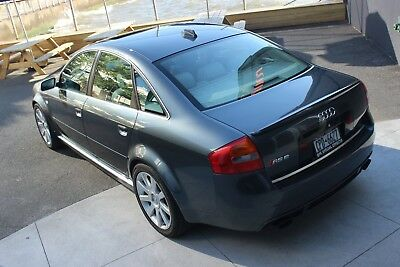 2003 Audi RS6  Audi RS6, One owner from new, No mods, low miles, all service records, Flawless