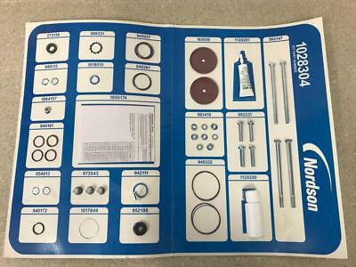 Nordson 1028304 Pump Rebuild Service Kit NEW