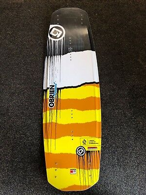 NEW 2018 O'Brien Freemont 143 Wakeboard Park Series Watersports Wake Board