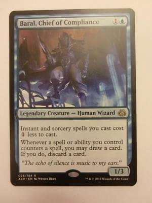 MAGIC - MTG - Baral, Chief of Compliance  - NM