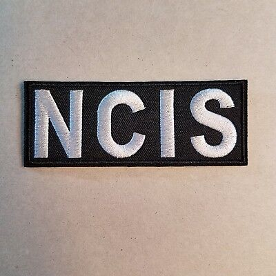 NCIS Gibbs Special Agent Patch 4 inches