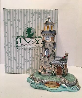 """Ivy & Innocence """"The Lighthouse at Ivy Cove"""" Limit Edition #725/5000 - Signed"""