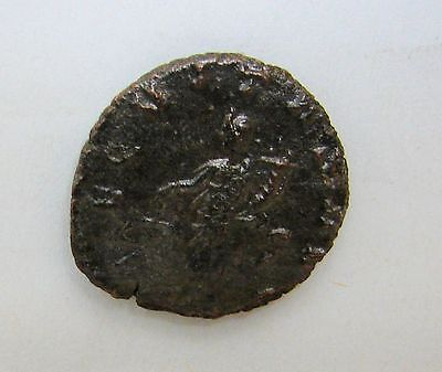 Ancient Bronze Coin - Claudius Ii Ad 268-270 - Antoninianus Of Rome