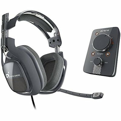 ASTRO Gaming A40 and MixAmp Pro 3AS42-PSU9N-381 - Dark Grey
