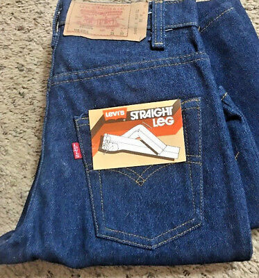 Vintage Levi's, 26-30, 720-0914, 1981, Student cut, Red Tag, Made In USA