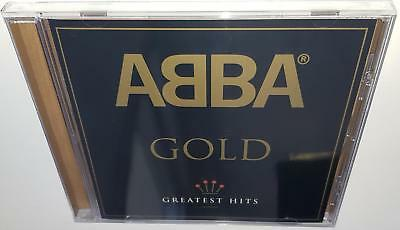 Abba Gold (2008 Release) Brand New Sealed Cd *19 Awesome Tracks*