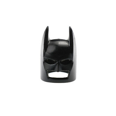 White LEGO Minifig Headgear Mask Batman Cowl