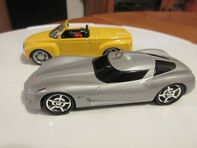 Hallmark Keepsake Ornament 2009 Corvette Stingray Concept Chevy