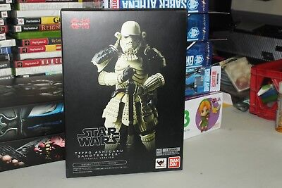 SDCC 2016 Bandai Star Wars Meisho Teppo Ashigaru Sandtrooper Special Version NEW