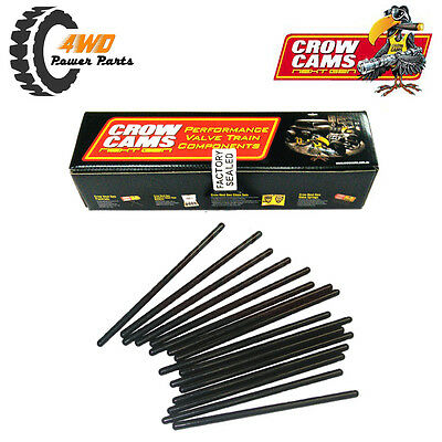 "Crow Cams Superduty Pushrods 8.550"" Ford V8 302 351 Cleveland 429 460 PR-978-16"