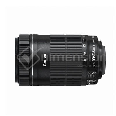 Canon EF-S 55-250mm f/4-5.6 IS STM Lens garant