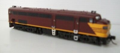 GOPHER MODELS N SCALE NSWGR REVERSE LIVERY 44 CLASS Mk1