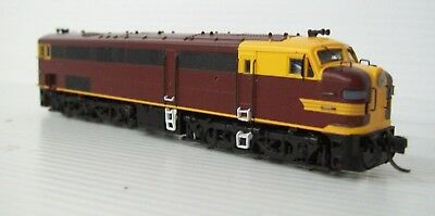 GOPHER MODELS N SCALE NSWGR 44 CLASS Mk3 AUSTERITY LIVERY