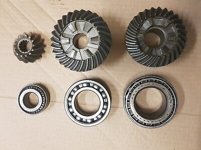 Mercury 135-150-175-200 Gear