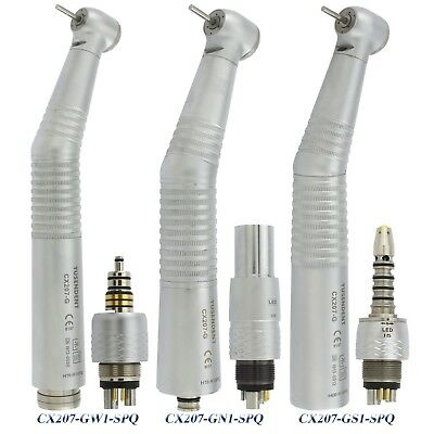 COXO Dental High Speed Fiber Optic Handpiece W&H Sirona NSK Quick Coupling 6 Pin
