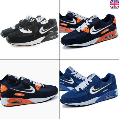 Mens Womens Running Sports Trainers Casual Shoes Outdoor Breathable Sneakers Big
