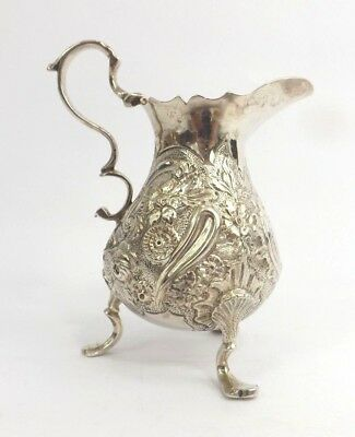 Jug Georgian Solid Sterling Silver London 1747