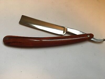 """Vintege 5/8"""" Clauss Special 28 Series Razor Shave Ready Made USA"""