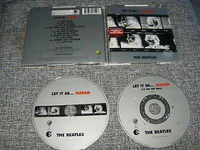 2er CD  THE BEATLES - Let It Be...Naked  APPLE/EMI RECORDS  2003  Rar