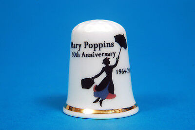 H.M The Queen/'s 65th Anniversary of The Coronation 1953-2018 China Thimble B//169