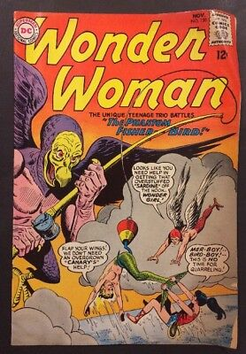 Wonder Woman #150 (DC Comics 1964) FR/GD Wonder Girl