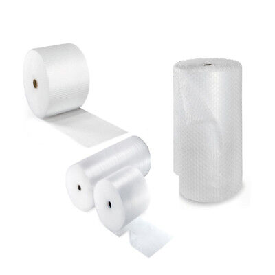 "Large Bubble Wrap Roll 750mm x 50m 75cm / 2.5ft / 30"" x 50m Moving Packing Roll"